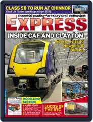 Rail Express (Digital) Subscription April 1st, 2020 Issue