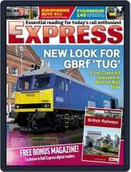 Rail Express (Digital) Subscription November 1st, 2019 Issue