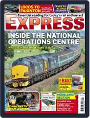 Rail Express (Digital) Subscription September 1st, 2019 Issue