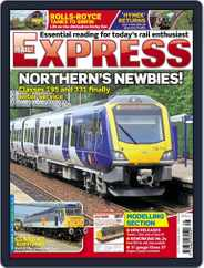 Rail Express (Digital) Subscription August 1st, 2019 Issue