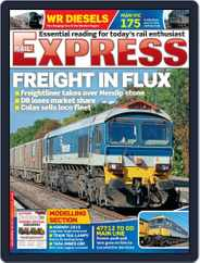 Rail Express (Digital) Subscription February 1st, 2019 Issue