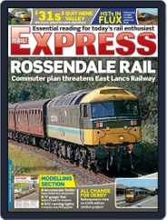 Rail Express (Digital) Subscription January 1st, 2019 Issue