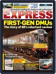 Rail Express (Digital) Subscription December 1st, 2018 Issue