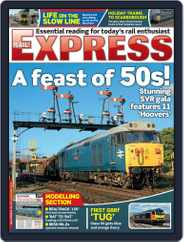 Rail Express (Digital) Subscription November 1st, 2018 Issue