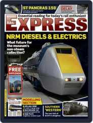 Rail Express (Digital) Subscription October 1st, 2018 Issue