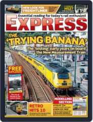 Rail Express (Digital) Subscription September 1st, 2018 Issue