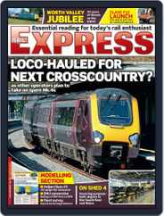 Rail Express (Digital) Subscription August 1st, 2018 Issue
