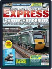 Rail Express (Digital) Subscription May 1st, 2018 Issue