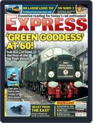 Rail Express (Digital) Subscription April 1st, 2018 Issue