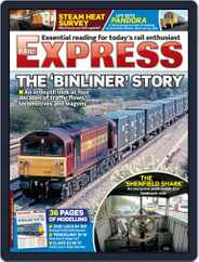 Rail Express (Digital) Subscription March 1st, 2018 Issue