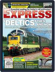 Rail Express (Digital) Subscription January 1st, 2018 Issue