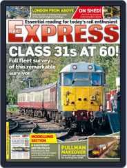 Rail Express (Digital) Subscription December 1st, 2017 Issue