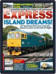 Rail Express (Digital) Subscription November 1st, 2017 Issue