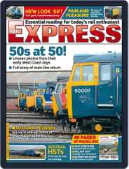 Rail Express (Digital) Subscription October 1st, 2017 Issue