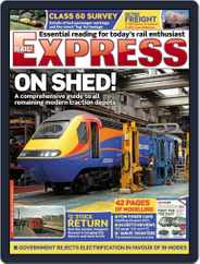 Rail Express (Digital) Subscription August 1st, 2017 Issue