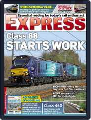 Rail Express (Digital) Subscription May 1st, 2017 Issue