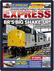 Rail Express (Digital) Subscription April 1st, 2017 Issue