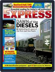 Rail Express (Digital) Subscription January 1st, 2017 Issue