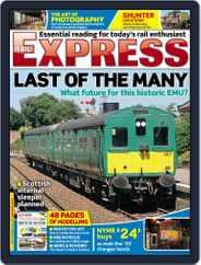 Rail Express (Digital) Subscription December 1st, 2016 Issue