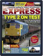Rail Express (Digital) Subscription November 1st, 2016 Issue