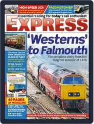 Rail Express (Digital) Subscription July 18th, 2016 Issue