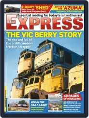 Rail Express (Digital) Subscription April 19th, 2016 Issue