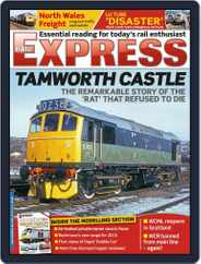 Rail Express (Digital) Subscription March 15th, 2016 Issue