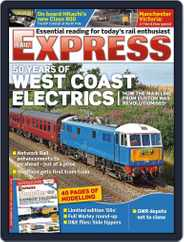Rail Express (Digital) Subscription December 15th, 2015 Issue