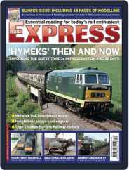 Rail Express (Digital) Subscription November 19th, 2015 Issue