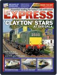Rail Express (Digital) Subscription October 13th, 2015 Issue