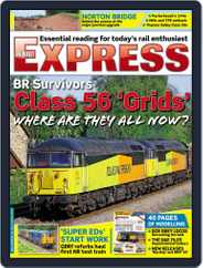 Rail Express (Digital) Subscription July 14th, 2015 Issue