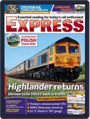 Rail Express (Digital) Subscription June 16th, 2015 Issue