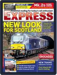 Rail Express (Digital) Subscription April 14th, 2015 Issue