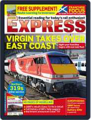 Rail Express (Digital) Subscription March 17th, 2015 Issue