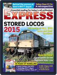 Rail Express (Digital) Subscription January 13th, 2015 Issue