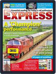 Rail Express (Digital) Subscription June 17th, 2014 Issue