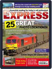 Rail Express (Digital) Subscription April 15th, 2014 Issue