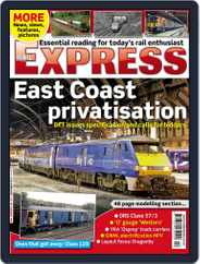 Rail Express (Digital) Subscription November 19th, 2013 Issue