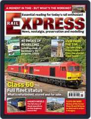 Rail Express (Digital) Subscription October 15th, 2013 Issue