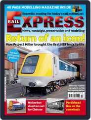 Rail Express (Digital) Subscription September 17th, 2013 Issue