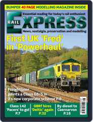 Rail Express (Digital) Subscription May 14th, 2013 Issue