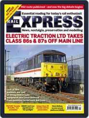 Rail Express (Digital) Subscription February 19th, 2013 Issue