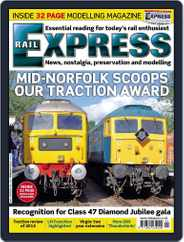 Rail Express (Digital) Subscription January 15th, 2013 Issue