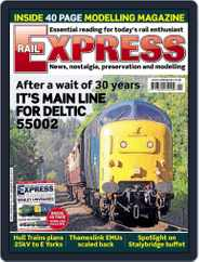 Rail Express (Digital) Subscription December 18th, 2012 Issue