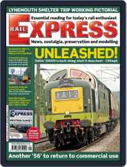 Rail Express (Digital) Subscription August 14th, 2012 Issue