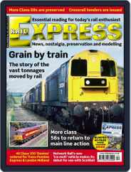 Rail Express (Digital) Subscription March 14th, 2012 Issue