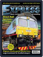 Rail Express (Digital) Subscription February 1st, 2012 Issue