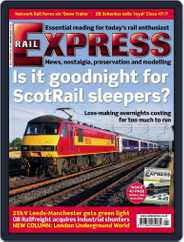 Rail Express (Digital) Subscription January 1st, 2012 Issue