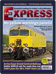 Rail Express (Digital) Subscription November 15th, 2011 Issue