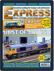 Rail Express (Digital) Subscription January 21st, 2011 Issue